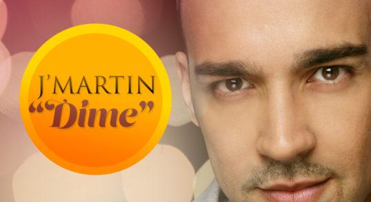 J Martin cover Dime
